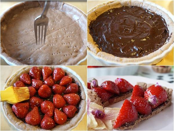 Học lỏm cách làm mochi chocolate ngon bất bại